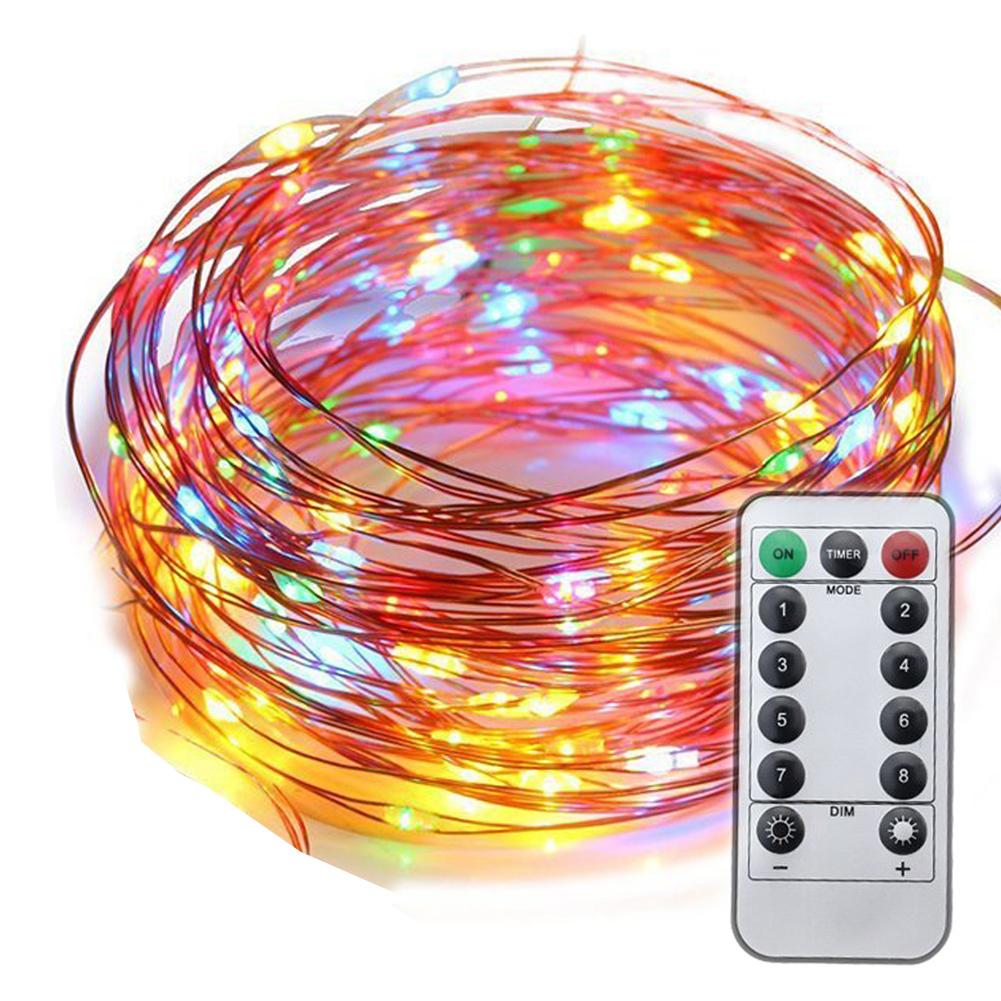 Led String Lights 2 Pack 16ft Rope