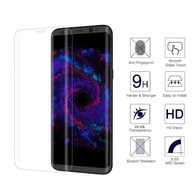 AMBM 2 Pack Glalaxy S8 Screen Protector,Full Coverage Edge to Edge Curved Side Tempered Glass,[Anti-Scratch][ Anti-Fingerprint][High Definition]